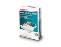 Papper OD Color A4 160g 250st/paket